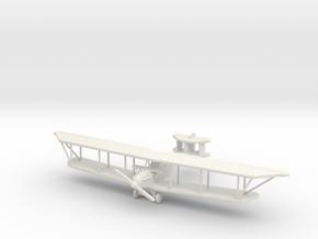 1:200 Scale Linke-Hofmann R.II in White Natural Versatile Plastic