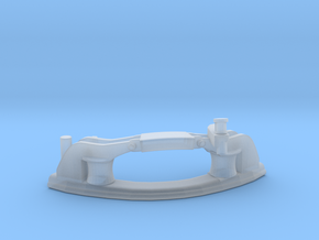 1/100 DKM Towing Fairlead in Smooth Fine Detail Plastic