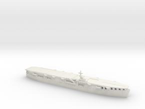 HMS Pretoria Castle 1/2400 in White Strong & Flexible