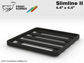 FR10026 Front Runner Rack 4.4x4.4 in Black Strong & Flexible