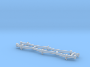 1/72 Fuelhoses in Smoothest Fine Detail Plastic