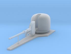 1:144 scale OTO Melara - 76 Mm in Smooth Fine Detail Plastic
