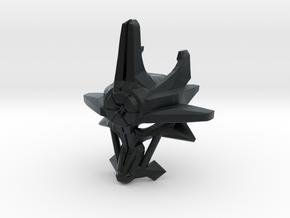 Mask Of Ultimate Power in Black Hi-Def Acrylate