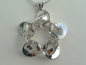fervid intimacy ensued in Fine Detail Polished Silver