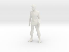 Printle V Homme 655 - 1/24 - wob in White Natural Versatile Plastic