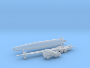 1/285 Scale Thor Missile Set in Smooth Fine Detail Plastic