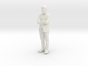 Printle C Homme 678 - 1/24 - wob in White Natural Versatile Plastic