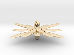 Daisy D6 in 14K Yellow Gold