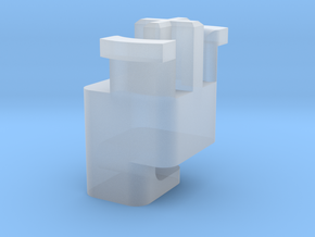 Topre to MX 6.25u Stabilizer Plunger (Right) in Smooth Fine Detail Plastic