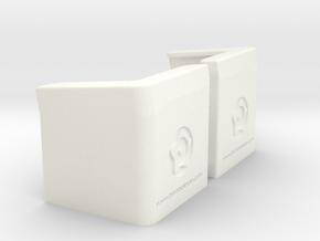 iErgoKeyboard - OSHW in White Processed Versatile Plastic