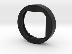 CS-O4518 Lens Hood in Black Natural Versatile Plastic