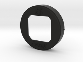 CS-O2518 Lens Hood in Black Natural Versatile Plastic