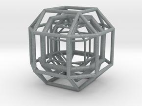 The diamond that rotates (big) in Polished Metallic Plastic