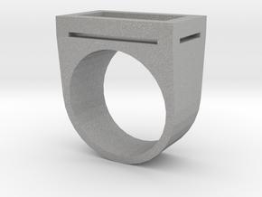 Yin Ring in Aluminum: 4.5 / 47.75