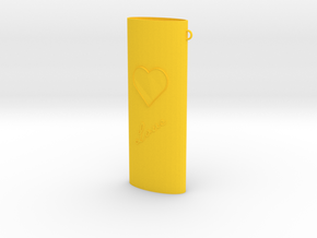 lighter port in Yellow Processed Versatile Plastic