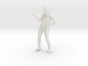 Printle C Femme 140 - 1/20 - wob in White Natural Versatile Plastic