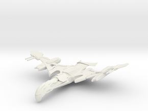 V67 FireWind Class C WarBird in White Natural Versatile Plastic