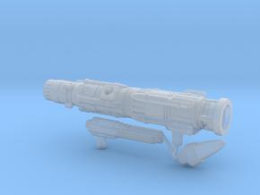 Stalker/MW Soundwave Upgrade Kit (Titans Return) in Smooth Fine Detail Plastic: Small