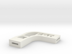 Dellorto FRD Float Gauge Tool in White Natural Versatile Plastic