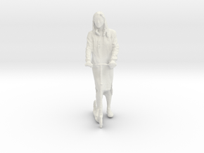 Printle C Femme 167 - 1/43 - wob in White Strong & Flexible