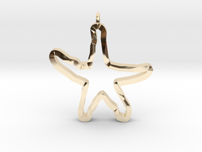Remy in 14K Yellow Gold