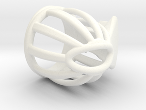 L060-A036 in White Processed Versatile Plastic