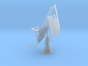 1/32 DKM 20mm C30 Double Flak Elevated Shield in Smooth Fine Detail Plastic