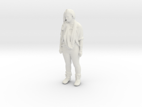 Printle C Femme 194 - 1/43 - wob in White Strong & Flexible