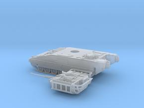 VCI-PIZARRO-F2-N-2piezas in Smooth Fine Detail Plastic