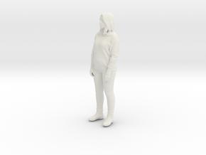 Printle C Femme 200 - 1/20 - wob in White Natural Versatile Plastic