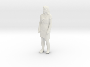 Printle C Femme 213 - 1/32 - wob in White Strong & Flexible