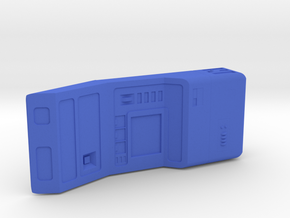 Tricorder, Medical Open (ST Next Generation), 1/9 in Blue Processed Versatile Plastic