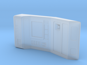 Tricorder, Open (ST Next Generation), HiRez, 1/9 in Smooth Fine Detail Plastic