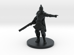 Buchido 28mm scale  in Black Hi-Def Acrylate