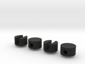SOPORTE MAHLE  in Black Natural Versatile Plastic