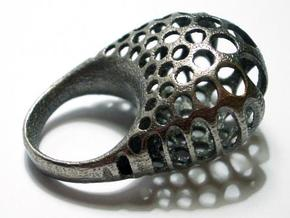 Polyoptic ring 9.6 in Stainless Steel