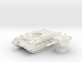 Matilda II tank (British) 1:87 in White Natural Versatile Plastic