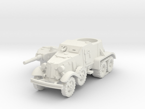 BA 36 with tracks (Soviet) 1/200 in White Strong & Flexible