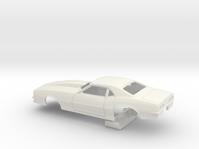 1/12 Pro Mod 68 Camaro in White Strong & Flexible