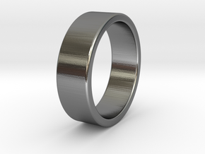 Bruno - Ring in Polished Silver: 9 / 59