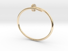 BRASL in 14K Yellow Gold