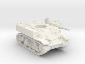 M3 Stuart tank (USA) 1/87 in White Strong & Flexible