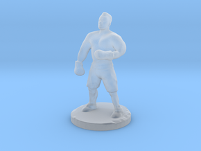 gangster boxer in Smooth Fine Detail Plastic