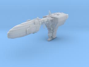 Quason-C Escort Cruiser (armada) in Frosted Ultra Detail