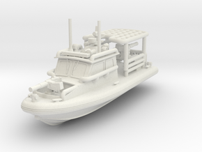 1/144 SeaArk Dauntless Class Patrol Boat (Coastal  in White Strong & Flexible