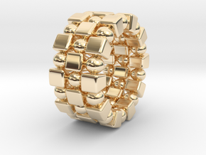 Claudette T. - Ring in 14K Yellow Gold: 9 / 59