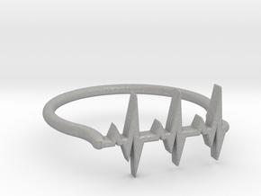 Vital ring in Aluminum