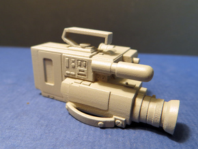 BACK FUTURE 1/8 EAGLEMOS JVC CAM in Smooth Fine Detail Plastic