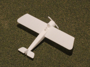 Morane-Saulnier Type G  (Russian) in White Natural Versatile Plastic: 1:144