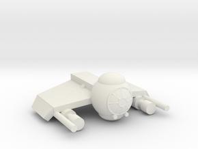 TIE-Wing Advanced in White Natural Versatile Plastic